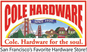 Cole Hardware, San Francisco